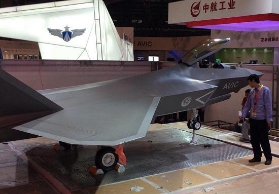 歼-31大改:隐身性能大幅提高