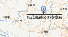 事故发生地地理位置示意图