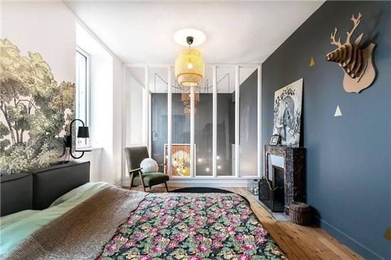 和法国学学 怎么让家装融入浪漫的艺术气息
