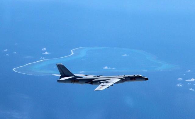"""外交部回应""""中国未来一年将不在黄岩岛填海造地"""""""