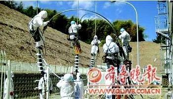 日本福岛50勇士或非自愿 首相禁核电站员工撤离