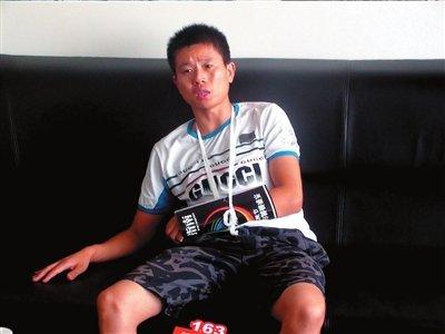 郭德纲违规圈地 记者采访被其徒弟打至脱臼