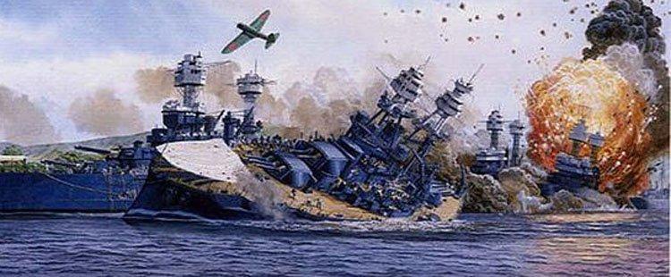 【转载】日本为何决定对美国开战? - 安然 - 轩鼎紫气