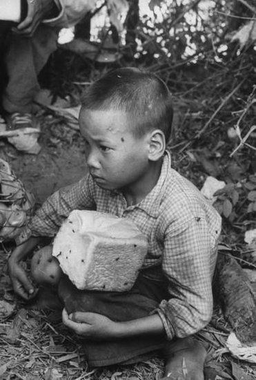 1961年重庆市部分基层干部冒死开仓放粮