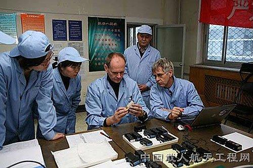 中德在神舟八号联合开展17项空间生命科学实验