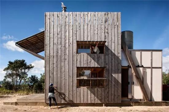 建筑 一个木板房竟获奖10次