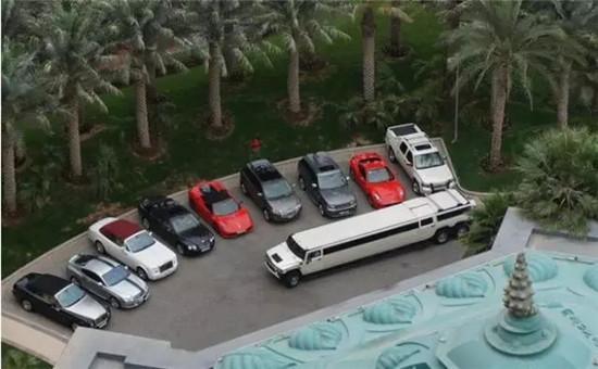 奢侈之都迪拜已经被中国土豪攻陷
