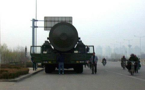 美报告:中国DF-41明年服役 已部署2个旅DF-21D