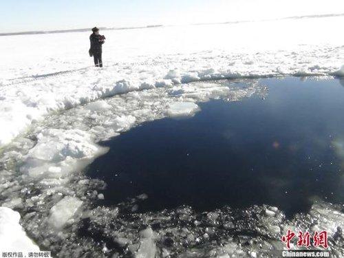 俄罗斯陨石重1万吨 爆炸威力为广岛原子弹30倍