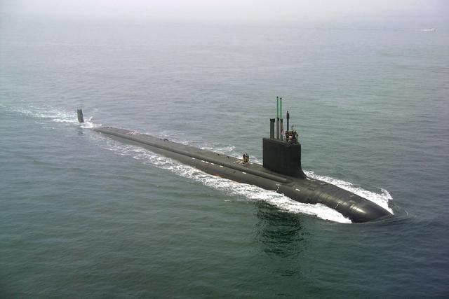 美媒:美军应造常规潜艇 部署远东专对付中国