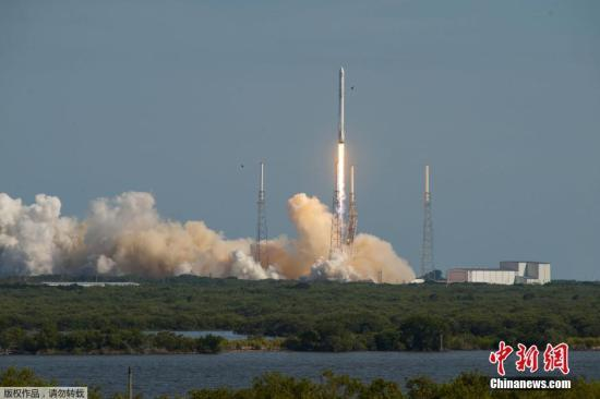 SpaceX申请发射4425颗卫星 数量超人类已发射总和