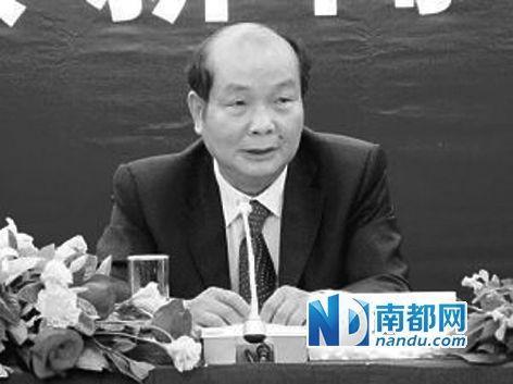 广东今年有10名退休厅官被查 最久退休已近4年