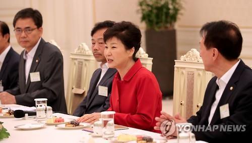 朴槿惠:部署萨德后常常梦中惊醒无法入睡