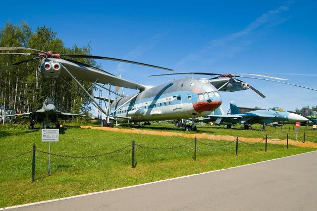 有史以来最大直升机,旋翼可犁出67米死亡地带
