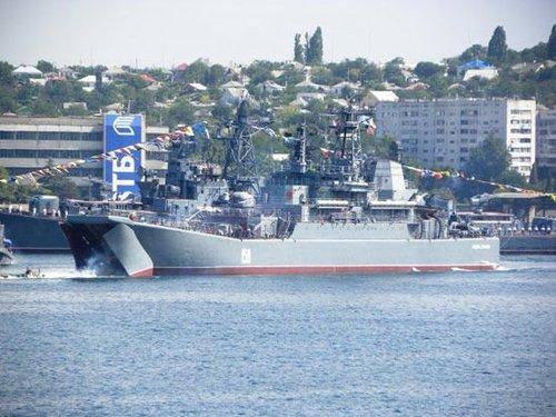 俄罗斯三艘大型登陆舰将开赴叙利亚