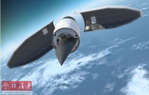 陈诉称美高速武器研制落伍中俄:面临新级别威胁