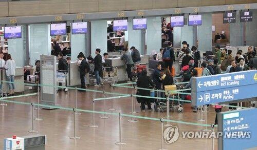 韩:4月中国大陆游客大减67% 台赴韩游客增50%