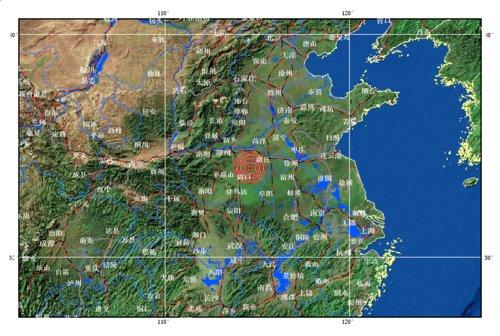 河南省周口市太康县、扶沟县、西华县交界发生4.7级地震