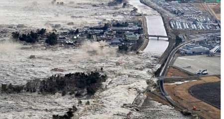 日本地震海啸确认287人遇难1012人失踪