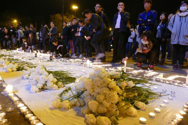 法媒炒作华人抗议集会有黑帮和特工参与 法国网友:侮辱智商