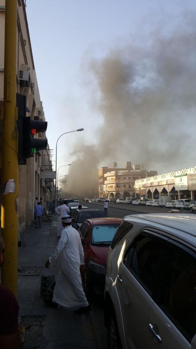 沙特东部城市发生汽车炸弹袭击伤亡不详