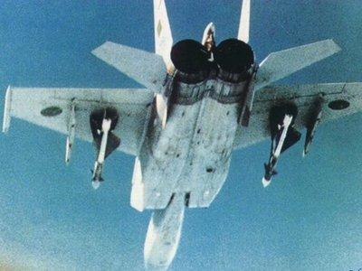 利比亚的米格-25战斗机