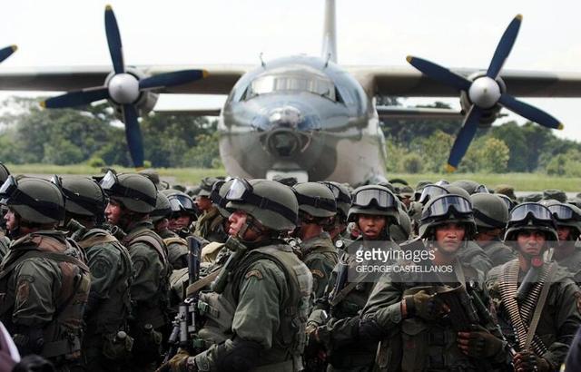 特朗普称可能对委内瑞拉动武 美军称未获命令