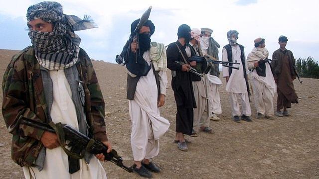 阿富汗一名塔利班头目制作爆炸装置时被炸身亡