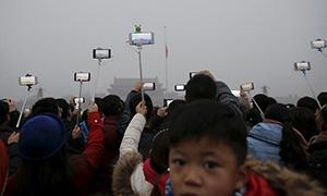 腾讯网一周图片精选(12.5—12.11)