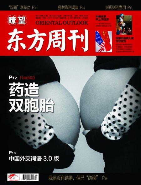 瞭望东方周刊2013年第24期封面报道