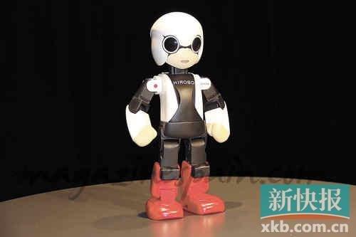 日本送小型机器人上国际空间站 可与人对话(图)