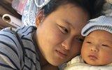 白血病妈妈冒险生子 她说是孩子给她活下去的勇气