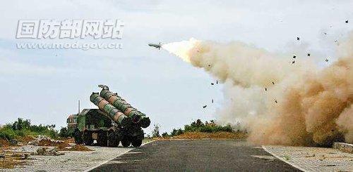 海军新型岸舰导弹部队组织跨昼夜实弹发射演练