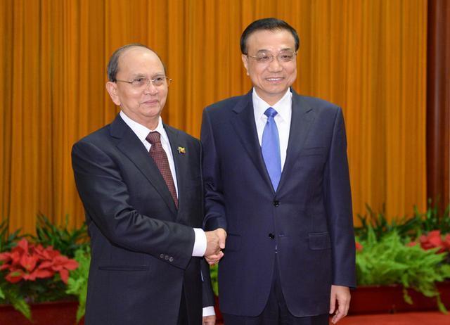 李克强:中缅要确保油气管道等安全运营