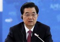 胡锦涛:日方须认识事态严重性 勿作错误决定