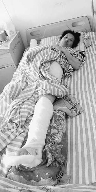 女子接坠楼儿童受伤申请见义勇为被拒 理由不明
