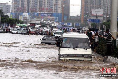 南方暴雨洪灾175人遇难86人失踪 3657万人受灾
