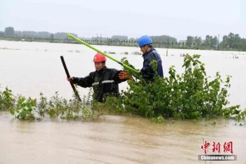 入汛以来多地遭强降雨:有最坏打算,做最强准备