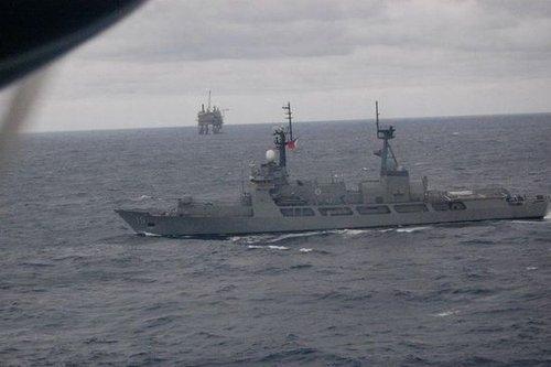 法国媒体:菲自认为在南海获美支持变得更大胆