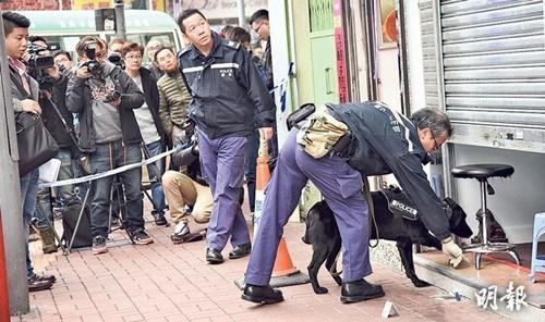 香港兑换店老板遭劫杀 曾卷入赖昌星500亿洗钱案
