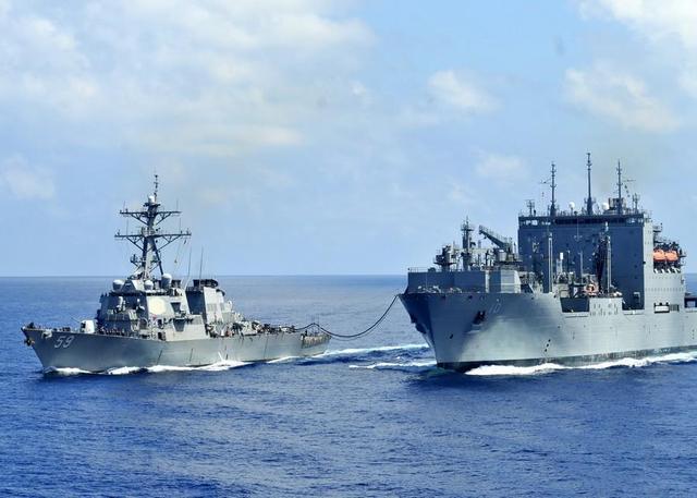 外媒称中国解决南海不用操之过急 对美已占据主动