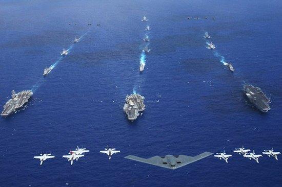 分析称中国军力发展有机会令美空海一体战失效