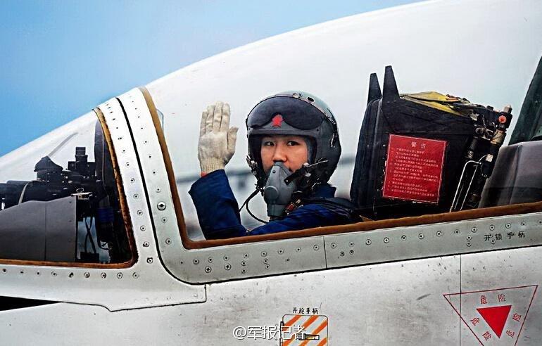 空军首批歼击机女飞行员将亮相珠海航展2014.9.17 - fpdlgswmx - fpdlgswmx的博客