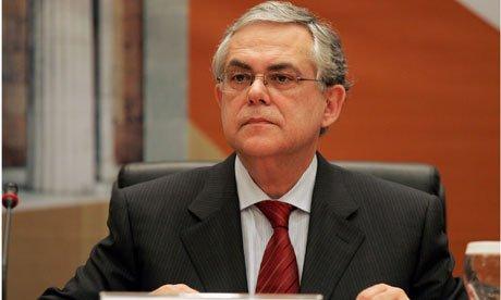 希腊总理与反对党领袖讨论帕帕德莫斯任总理事宜