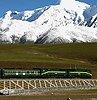 青藏铁路通车