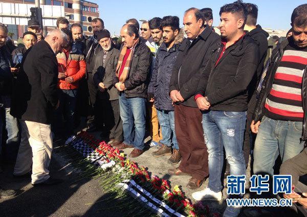 """""""库尔德自由之鹰""""组织宣称对土耳其致200人死伤袭击卖力"""