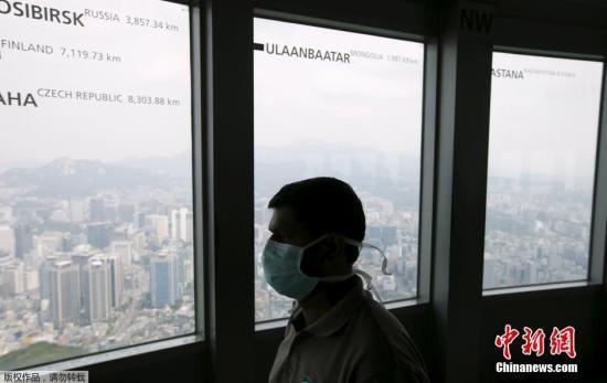韩国MERS确诊人数升至150人 死亡人数增至16人