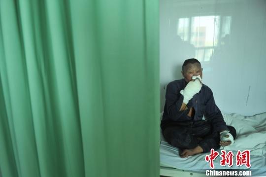 新疆五家渠一工厂爆炸2死6伤伤者仍在医院治疗