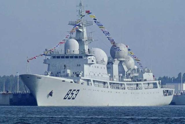 &quot美称不在乎中国船只侦察这篇题为&quot中国船只窥视勇敢之盾&#8212&
