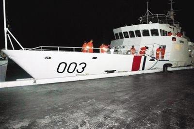 菲下令海岸警卫队清除黄岩岛别国标识与建筑